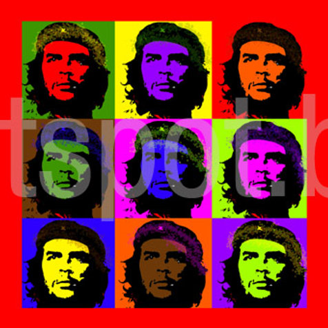 Che Guevara Popart