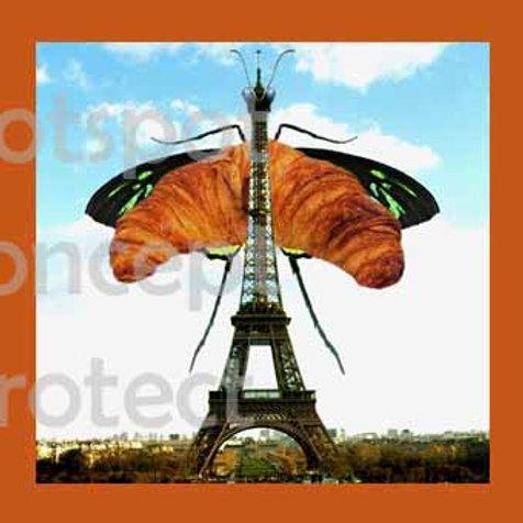 Croissant Tour Eiffel