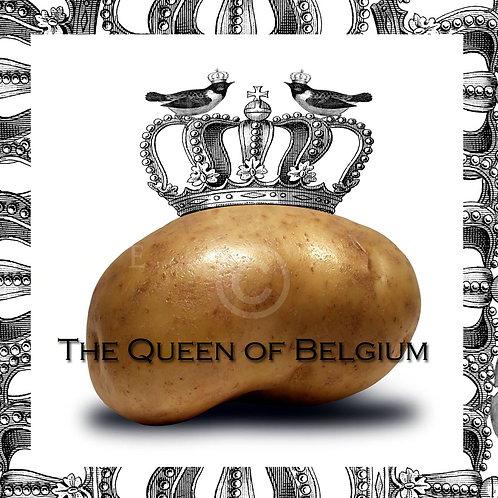 Belgium Queen