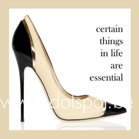 Shoes Crème
