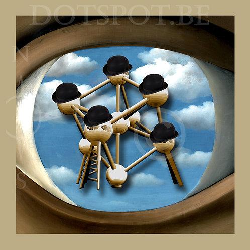 Atomium Surrealisme