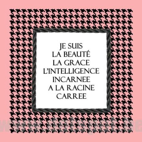 Beauté Racine Carré