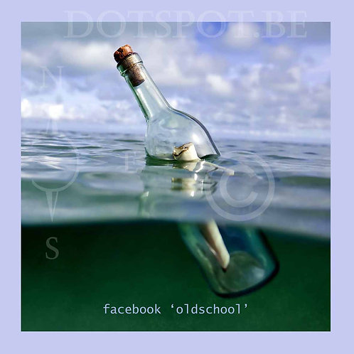 Facebook Bottle
