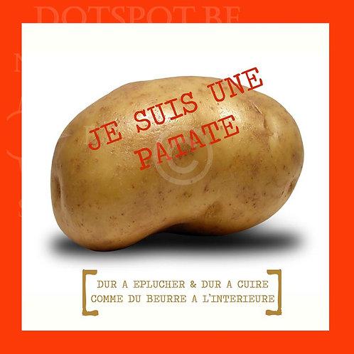 Je Suis Une Patate