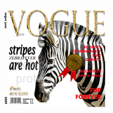 Vogue Zebre