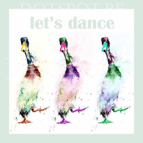 Canard Dance
