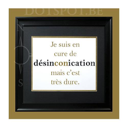 Désinconication