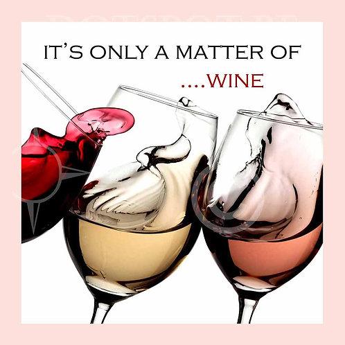 Wine Matter