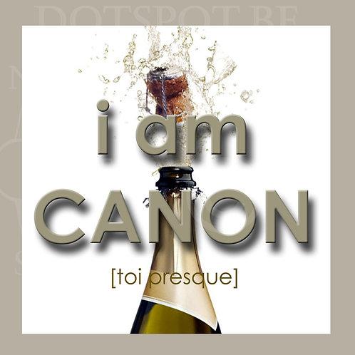 I Am Canon