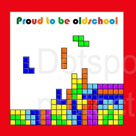 Old School Tetris
