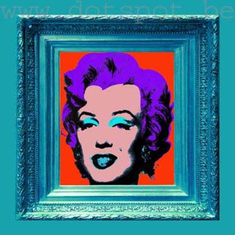 Marilyn Monroe Bleu
