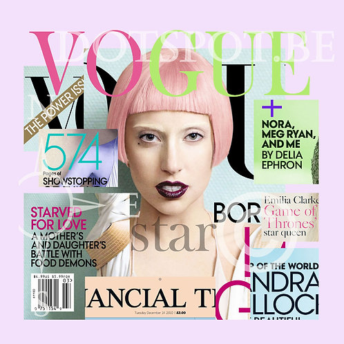 Vogue Gaga