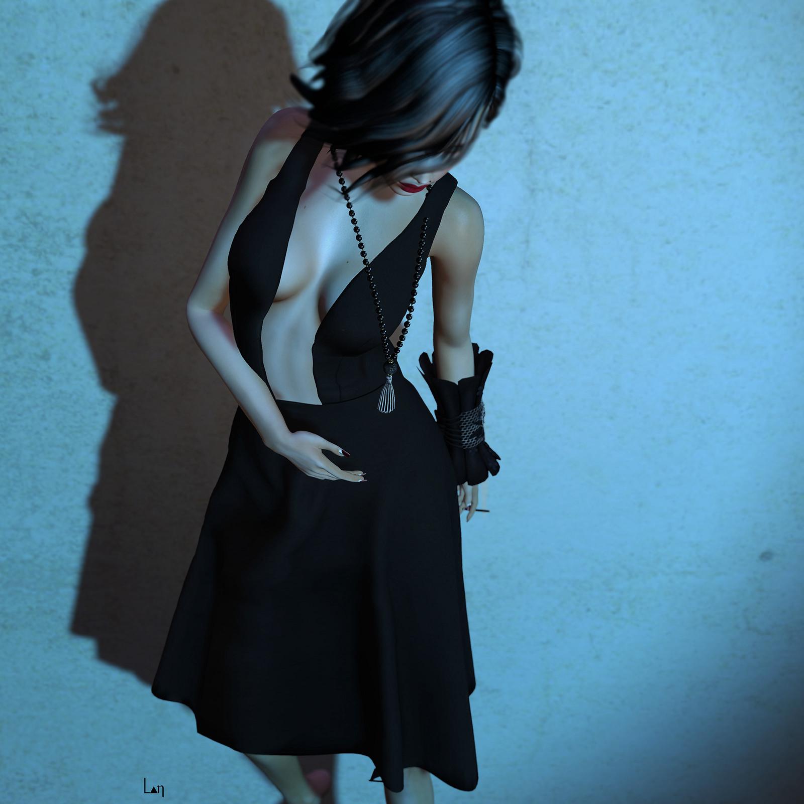 [sYs] La Petite Robe Noire