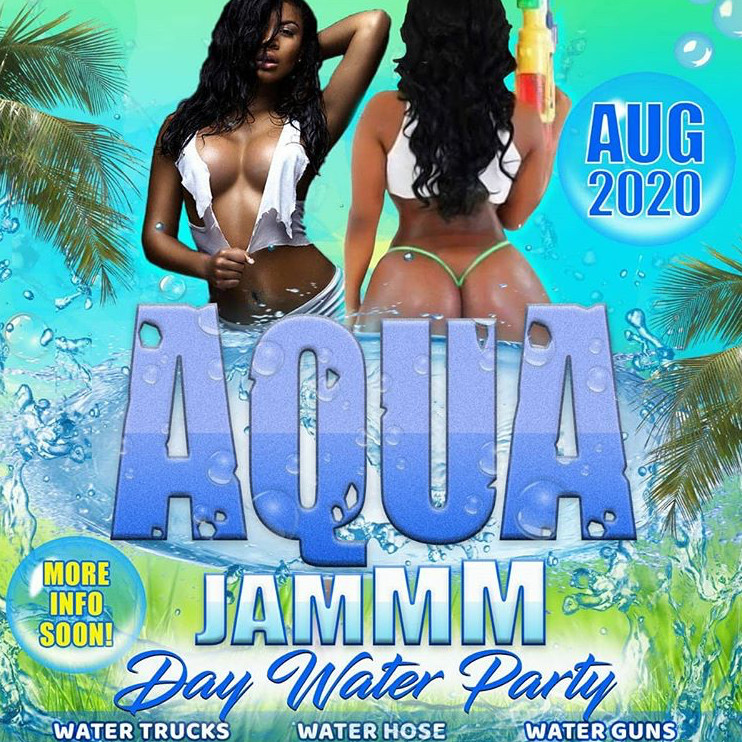 Aqua Jamm Day Water Party