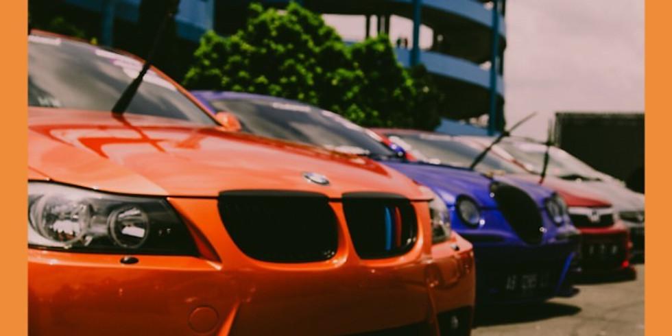 Parking Lot Pimpin - Car Show Edition