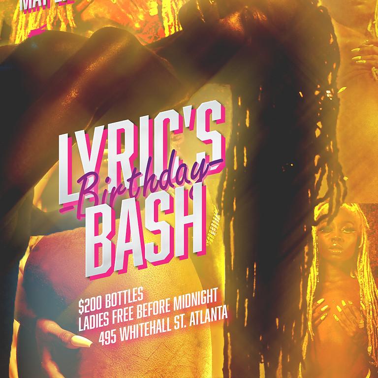 Lyric The Nudist Birthday Bash