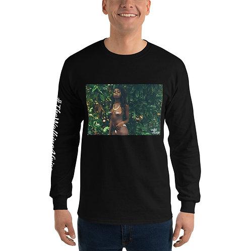 Long Sleeve The Walking Africa Shirt