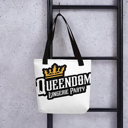 Queendom Lingerie party Tote bag