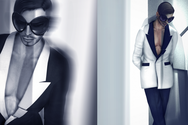 [sYs] EROS tuxedo by P. Messioptra