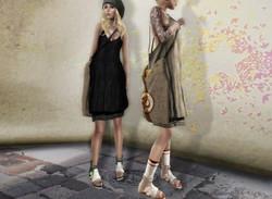 [sYs] TREK shoes et CABA bag photo