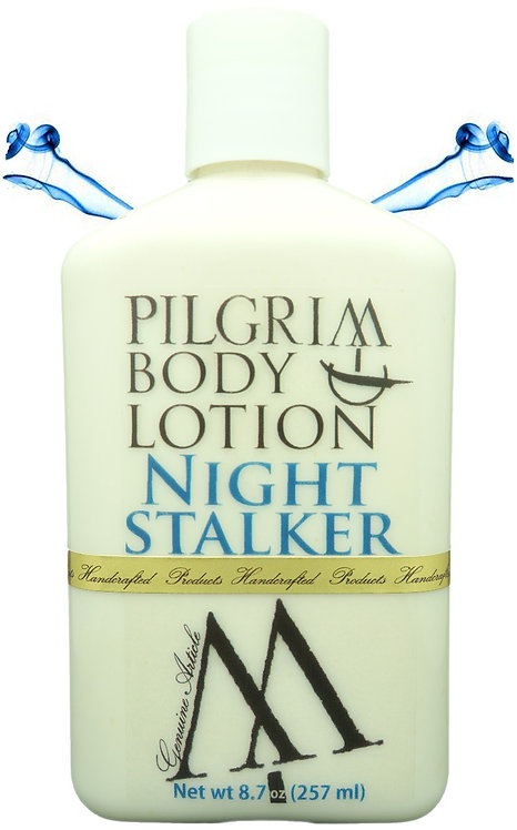 Night Stalker Body Lotion