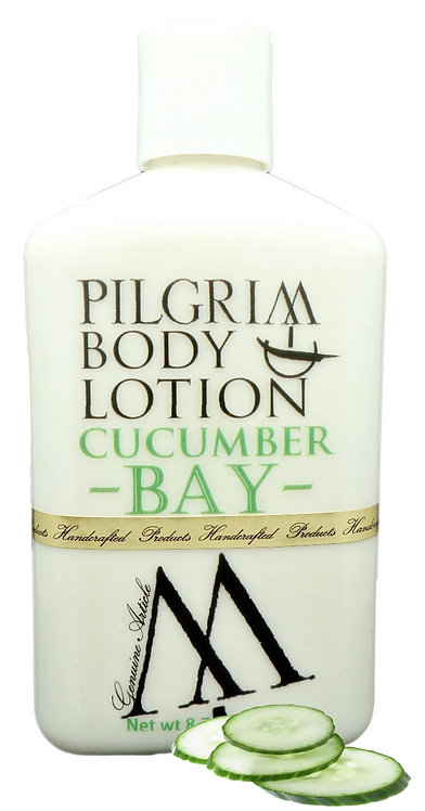 Cucumber Bay Body Lotion
