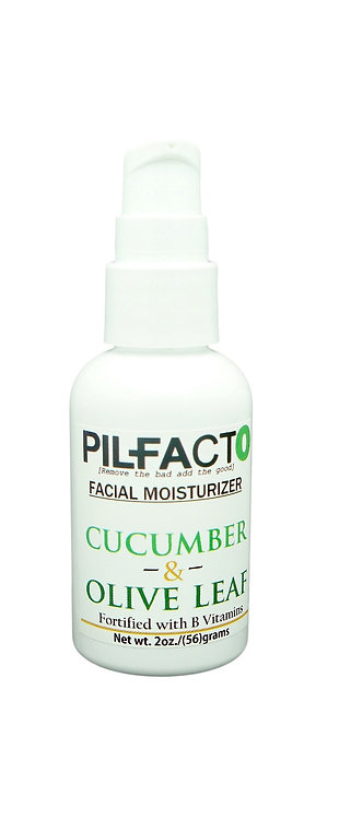 """Cucumber & Olive Leaf"" Fortified with B Vitamins"