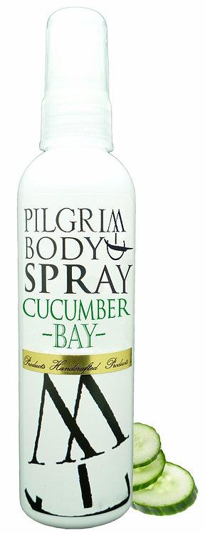 Cucumber Bay Body Spray