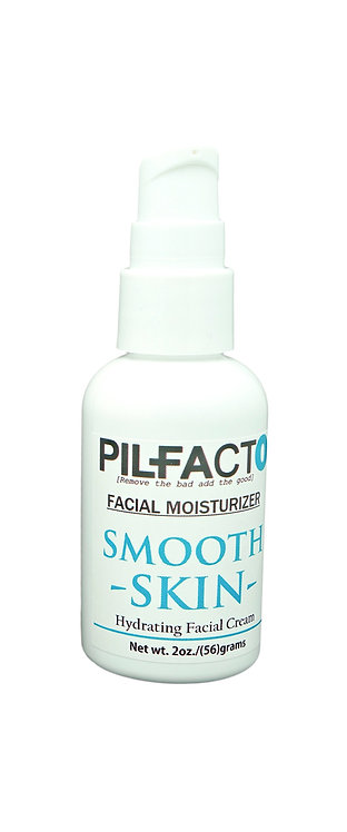 """Smooth Skin"" Hydrating Facial Moisturizer"