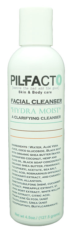 """Hydra Moist"" Clarifying Cleanser"