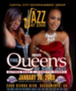 JAZZ AT 2300 -queens of soul jazz CORREC
