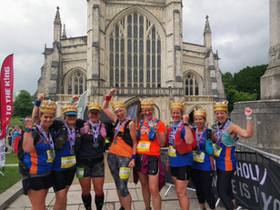Bognor athletes are queens of Race to the King