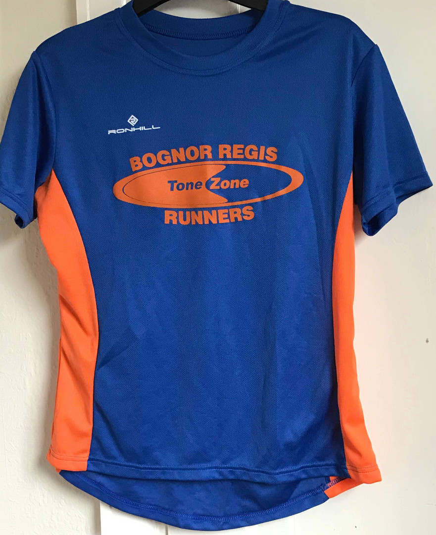 Short Sleeved Running Shirt (£17.50)