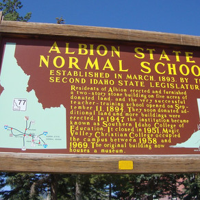 Idaho's Normal Schools, Part Two