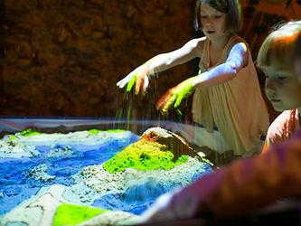 ארגז חול ללמידה רב-חושית