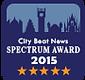 City Beat News Spectrum Award