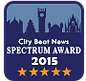 City Beat News Spectrum Award