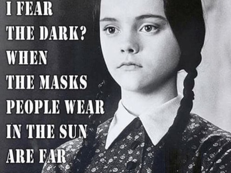 Masking Your Fear