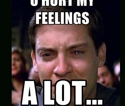 Feelings, Nothing More Than Feelings