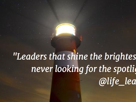 Longing for Leadership
