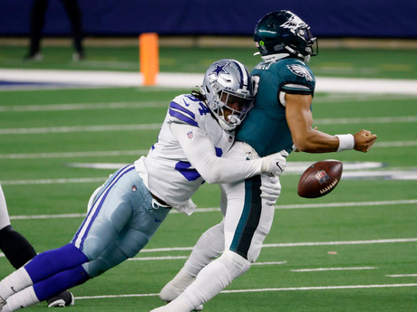 Randy Gregory finally delivered the type of performance Cowboys have been looking for