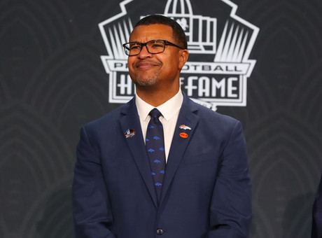 Broncos Safety Steve Atwater Elected to the Pro Football Hall of Fame
