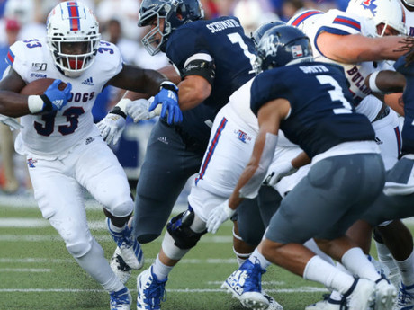Q&A With Justin Henderson: Favorite Moment At Louisiana Tech, Path To NFL Draft