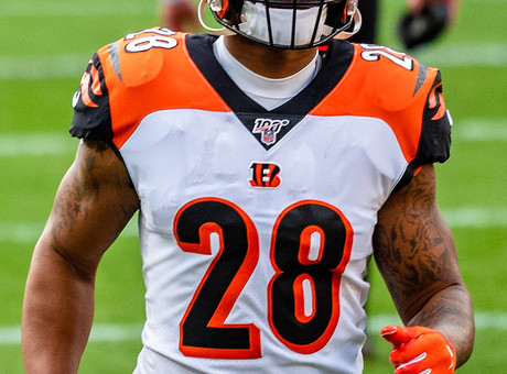 Joe Mixon is the highest-rated Bengals player in Madden 21
