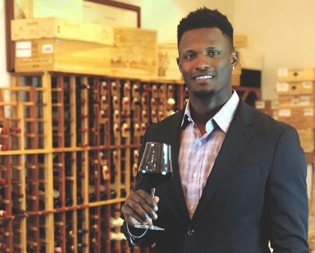 Former NFL DB Will Blackmon's foray into the wine industry isn't just fun and games