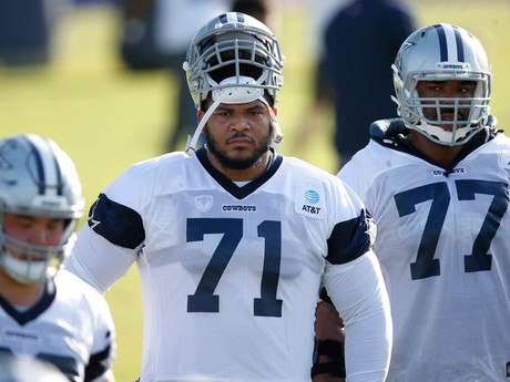 Cowboys RT La'el Collins finds 'vindication' in loss of suspension appeal