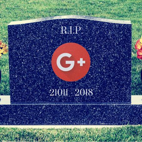 Google+ Crónica de una muerte (muy) anunciada