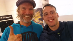 Mit Holger Meyer von die Rasenmäher