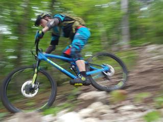 Mittwoch trailgate Biketour