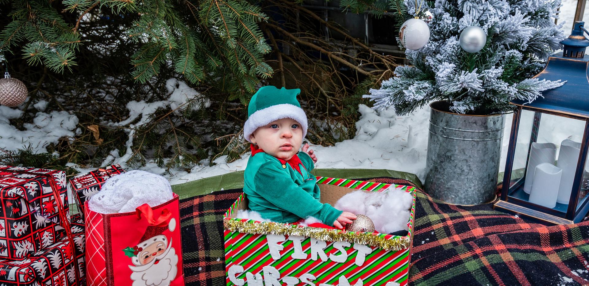 White-Winger Family Christmas Minis (4 o
